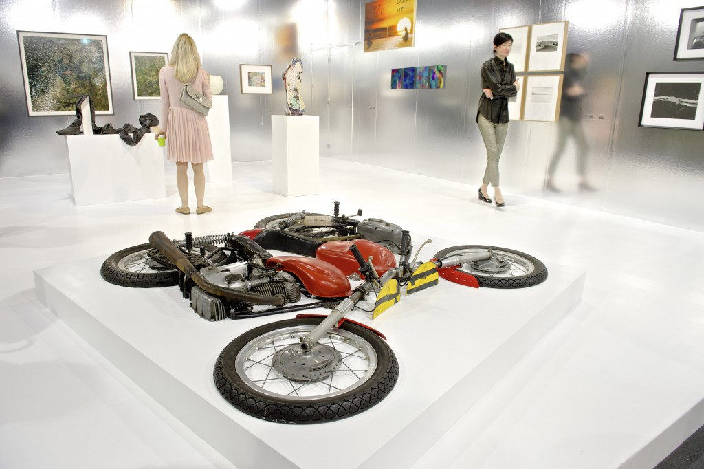 Art Basel in Basel 2014 | Galleries | BQ | Berlin, MCH Messe Schweiz (Basel) AG