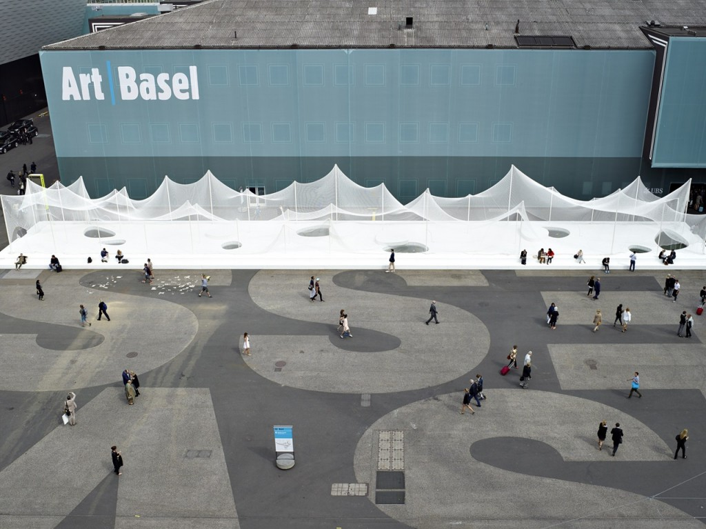 Art Basel in Basel 2014, General Impression, © Photo by Daniela & Tonatiuh