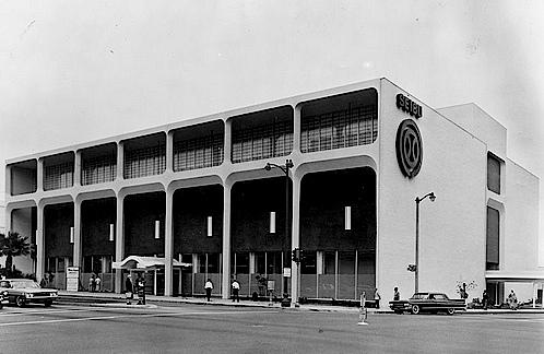the Seibu department store building, ca. 1962 - 1964