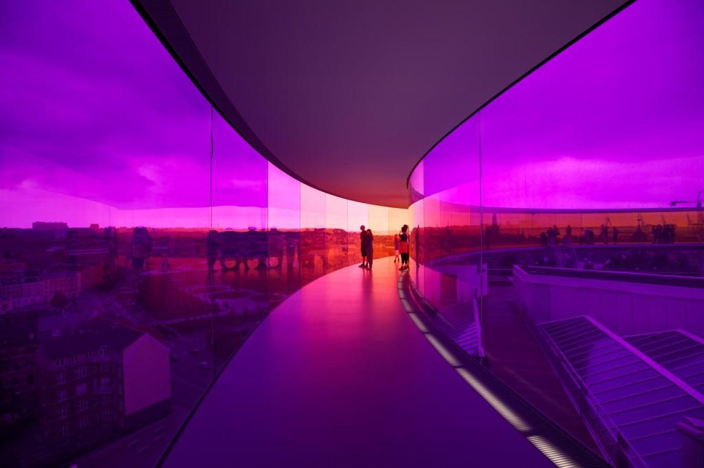 Ólafur Elíasson, Your Rainbow Panorama, 2011