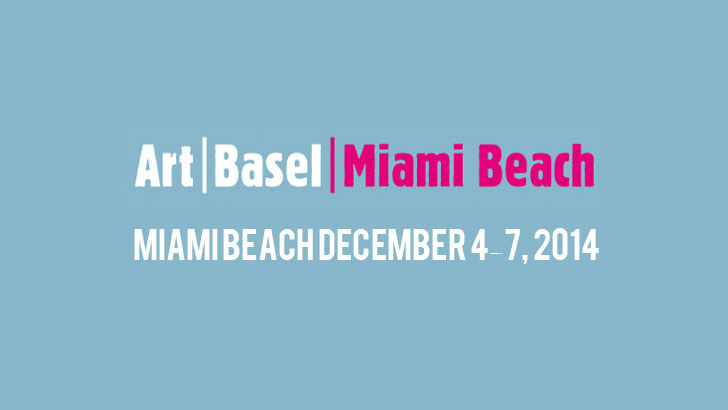 Art Basel in Miami Beach 2014