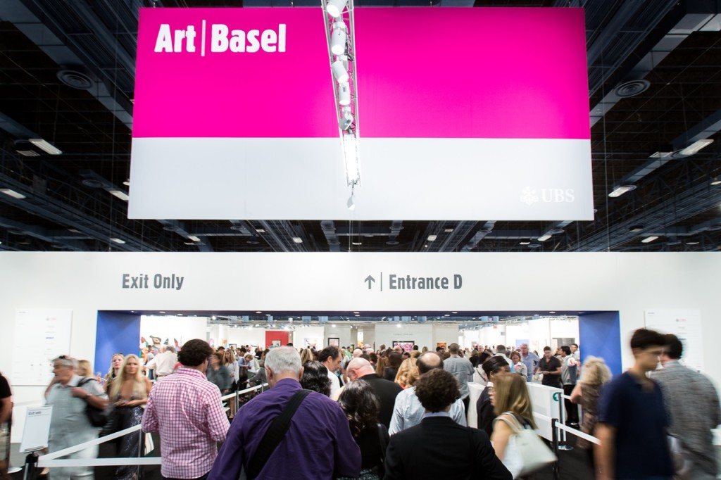 Art Basel in Miami Beach 2014, general impression, photo © Art Basel