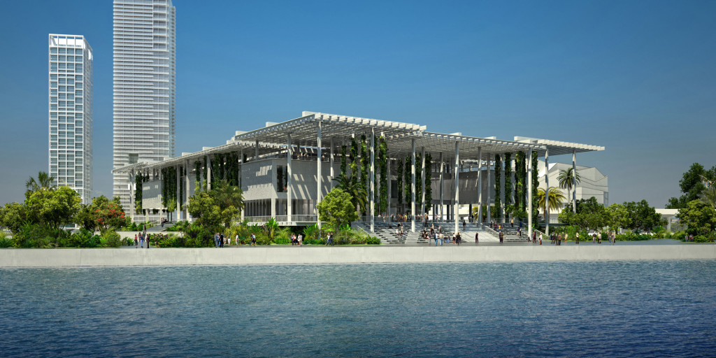 Pérez Art Museum Miami; image courtesy of Pérez Art Museum Miami via W Magazine