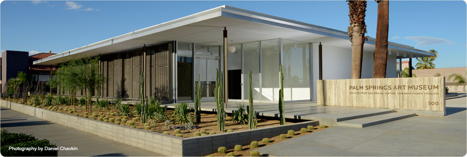 Palm Springs Art Museum, Architecture and Design Center