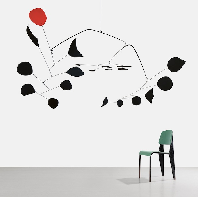 Alexander Calder, Rouge Triomphant (Triumphant Red), (1959–63) © 2013 Calder Foundation, New York/Artists Rights Society (ARS), New York
