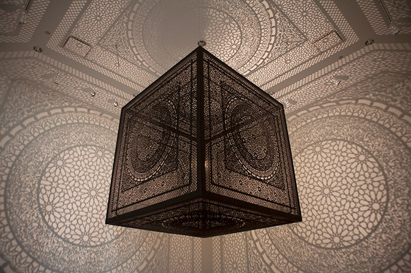 Anila Quayyum Agha, Intersections