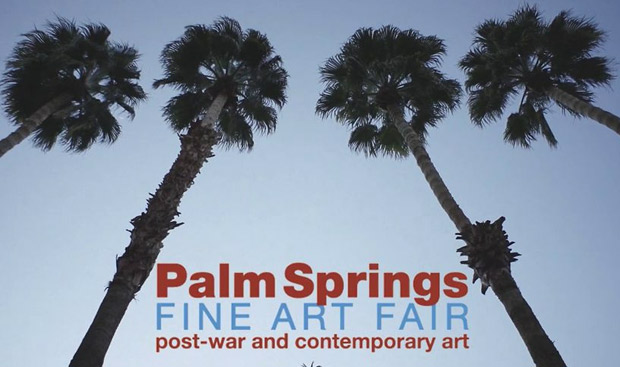 Palm Springs Fine Art Fair 2015, image courtesy of PSFAF