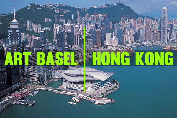 Art Basel in Hong Kong 2015; image © Art Basel