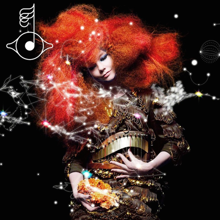 Björk, Biophilia, 2011; by M/M (Paris), photographed by Inez van Lamsweerde & Vinoodh Matadin; image courtesy of Wellhart Ltd & One Little Indian