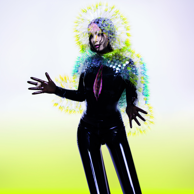 Björk, Vulnicura, 2015; copyright © 2015 Inez and Vinoodh; image courtesy of Wellhart Ltd & One Little Indian