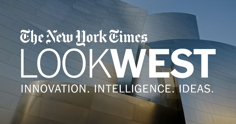 The New York Times: Look West