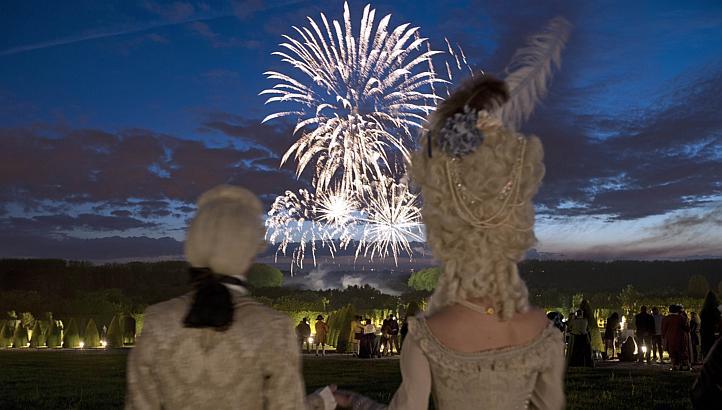 Le Grand Bal Masqué de Versailles; image © Agence France-Presse