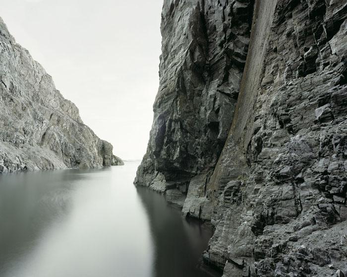 """Olaf Otto Becker, Talerua Bay, Greenland 07/2005, 70°31' 10"""" N, 51°37'15"""" W"""