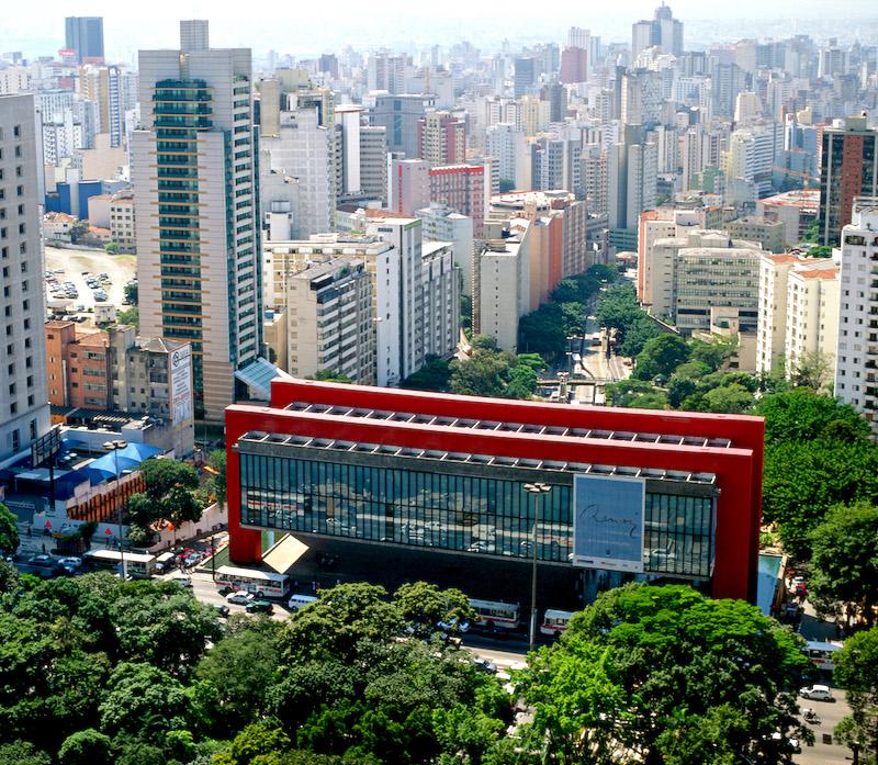 MASP; photo © Museu de Arte de São Paulo Assis Chateaubriand - MASP
