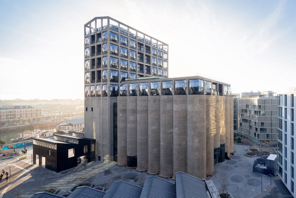 Zeitz MOCAA; photo © Iwan Baan, courtesy of Zeitz MOCAA