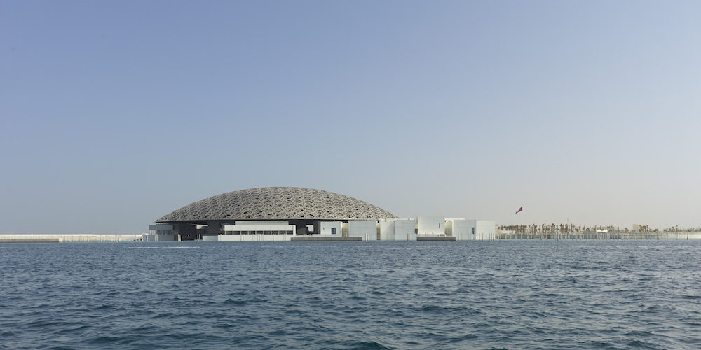 Louvre Abu Dhabi, photo © Roland Halbe