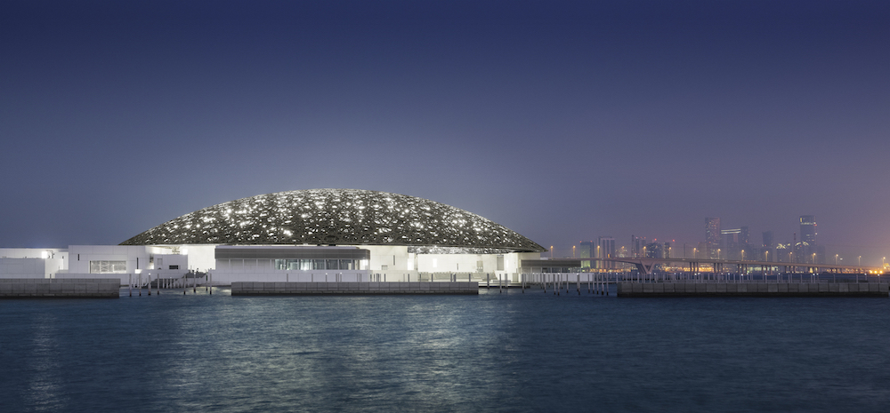 Louvre Abu Dhabi, photo © Mohamed Somji