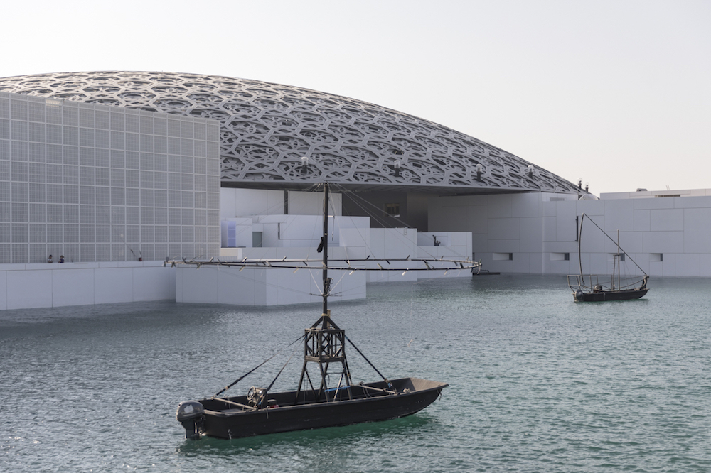 Louvre Abu Dhabi, photo © Laurian Ghinitoiu